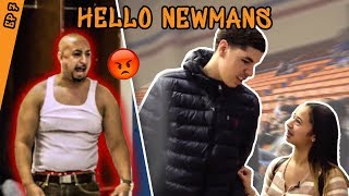 """""""Where Is LaMelo Ball?"""" Jaden Newman Finally Meets Her CRUSH! Julian Is HEATED After Playing Melo 😱"""