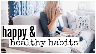 6 Healthy Habits That Will Change Your Life