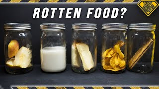 Will Food GO BAD in a Vacuum Chamber?