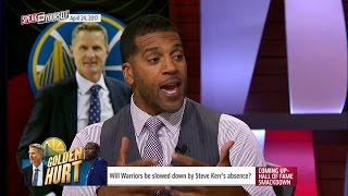Will the Golden State Warriors be slowed down by Steve Kerr