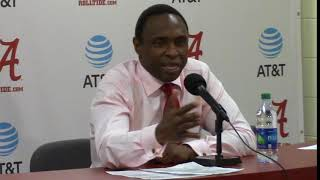 Avery Johnson reacts to viral video of Alabama student using racial slurs
