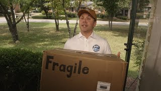 SEC Shorts - SEC teams get their last minute Amazon orders