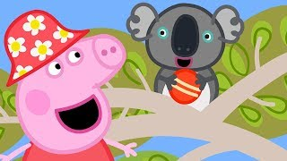 Peppa Pig English Episodes | The Outback 🐨 | Peppa Pig Official