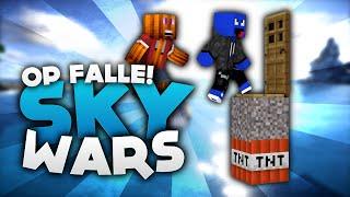OP FALLE! - Minecraft Sky Wars!   DieBuddiesZocken
