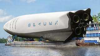 How will SpaceX transport the BFR?