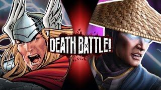 Thor VS Raiden   DEATH BATTLE!   ScrewAttack!