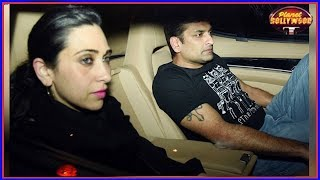 Karisma Kapoor & Sandeep To Make Their Relationship Official? | Bollywood News