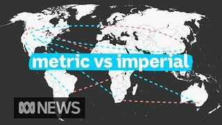 Why the US doesn't use metric (even though it does)