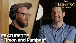 """""""Timon and Pumbaa"""" Featurette   The Lion King"""