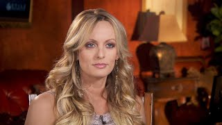 Stormy Daniels Breaks Her Silence About President Trump Controversy