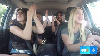 Fifth Harmony Worth It Carpool Karaoke | @SummerBreak 3