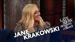 Jane Krakowski Might Be Marla Maples