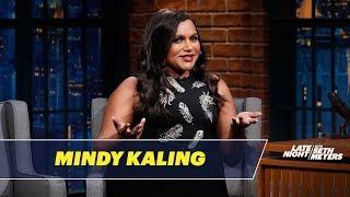 Mindy Kaling Talks About Ocean