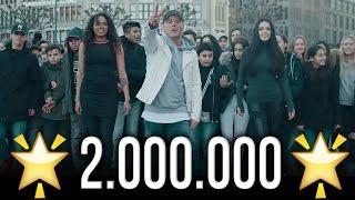 2 MILLIONEN ⭐ Leon Machère ⭐ (Official Video)