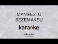 Sezen Aksu - Manifesto (Karaoke)mp3
