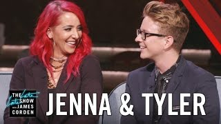 How Tyler & Jenna Became the King & Queen of YouTube