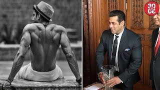 Farhan Flaunts His Well Toned Body In A Photo-shoot   Salman Honored At Britain's House Of Commons