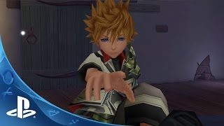 Kingdom Hearts HD 2.5 ReMIX -- New Features Trailer   PS3