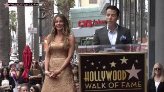 ACTRESS SOFIA VERGARA HONORED WITH HOLLYWOOD WALK OF FAME STAR