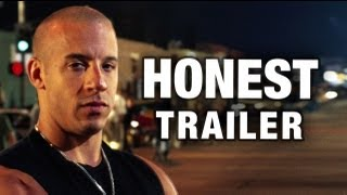 Honest Trailers - Fast Five (Feat. CinemaSins)