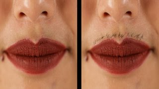 Women Grow Out Their Facial Hair For 30 Days