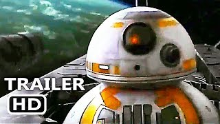 "STAR WARS 8 ""BB-8 Punch"" Trailer (2017) Disney Movie HD"
