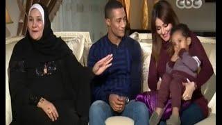 """#ممكن   الحلقة الكاملة 27 نوفمبر 2015   سهرة فنية مع عائلة الفنان """"محمد رمضان"""""""