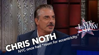 "Chris Noth on NYC: ""It"
