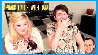 Prank Calls with Dan Howell!   Sprinkle of Glitter