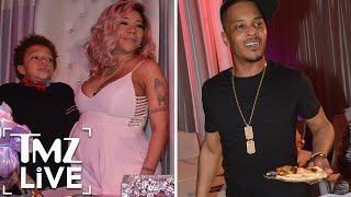 T.I. & Tiny: Baby Shower Disaster | TMZ Live