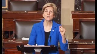 "Warren: Trumpcare Kills The Poor For ""Blood Money"" Billionaire Tax Cuts"