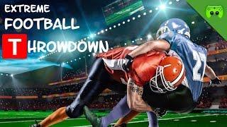 BRAMMEN ÜBERNIMMT DEN BALL 🎮 Extreme Football Throwdown #4