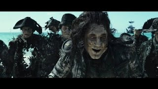 """""""Pirates of the Caribbean: Dead Men Tell No Tales"""""""