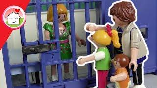 Playmobil Polizei Film deutsch - Der Museumsraub - Familie Hauser Kinderfilme