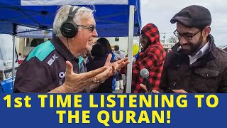 Public react to the Holy Quran - NZ edition