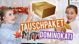 TAUSCHPAKET mit DominoKati - HERBST EDITION 🍁 | SNUKIEFUL