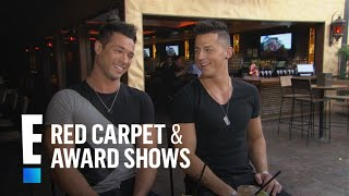 Cory & Murray Explain Their Complicated Relationship | E! Live from the Red Carpet