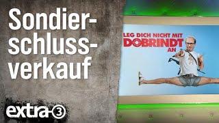 Christian Ehring: Sondierschlussverkauf   extra 3   NDR