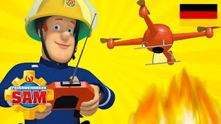 Feuerwehrmann Sam Deutsch Neue Folgen | Bestes Team spart - Feuer feuern | Cartoons fur Kinder