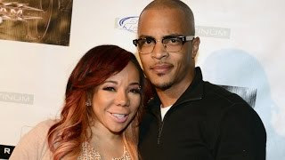 T.I. and Tiny Welcome Baby No. 7