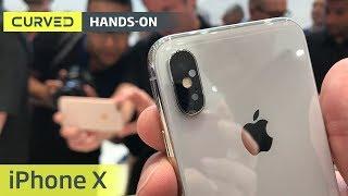iPhone X im Test: das Hands-on   deutsch