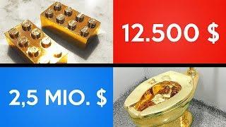 6 nutzlose Dinge mit einem unfassbaren Preis!! 😵