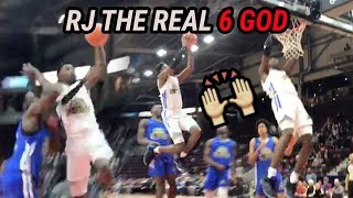 RJ Barrett DOMINATES Last HS Game With 47 POINTS! Crazy Dunks + NBA GAME! Full Highlights 🔥