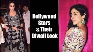 Bollywood Stars & Their Diwali Look | Bollywood Diwali Parties