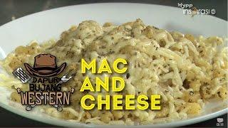 #DapurBujang Western: Mac N Cheese.