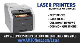 Brother HL-2240 Laser Printer Reviews