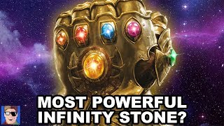 Which Infinity Stone Is The Most Powerful?   Avengers Theory