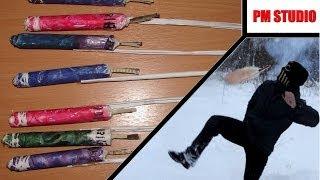 Как сделать ракетницу из спичек и пистонов - TVILE - Youtube API Engine