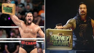 10 Rumored Wrestlers To WIN The Money In The Bank Briefcase