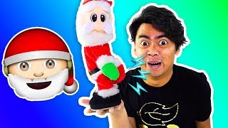 NAUGHTY SANTA CLAUS FROM CHINA! (Weird Products From China)